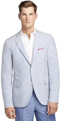 Brooks Brothers Seersucker Stripe Sport Coat
