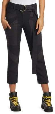 Proenza Schouler PSWL Crepe Seamed Pants