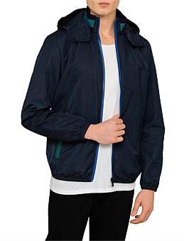 Tommy Hilfiger Coloured Zip Hooded Jacket