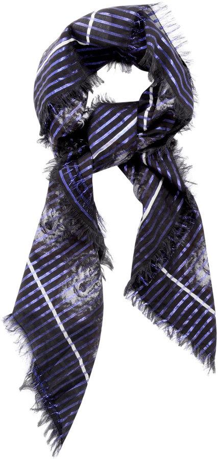 Husky scarf