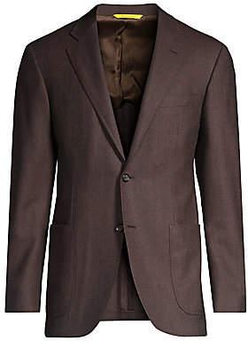 Canali Men's Wool Blazer