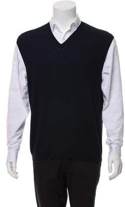 Prada V-Neck Sweater Vest