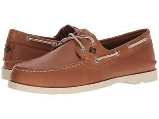 Sperry Leeward 2-Eye Men's Lace Up Moc Toe Shoes