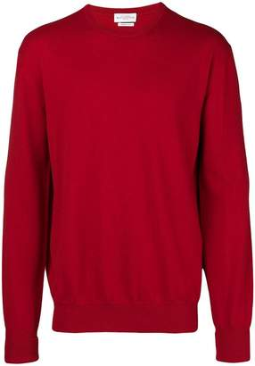 Ballantyne fine knit jumper
