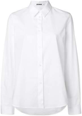 Jil Sander classic plain shirt