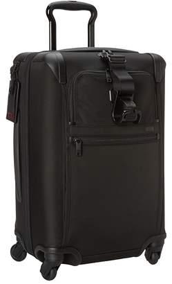Tumi Alpha 2 - International Expandable 4 Wheeled Carry-On Carry on Luggage