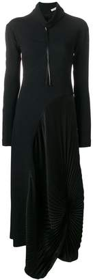 Victoria Beckham pleated circle dress