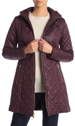 Via Spiga Zip up Ribbed Jacket