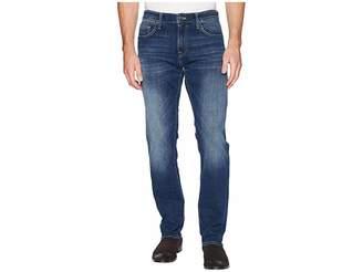 Mavi Jeans Zach Regular Rise Straight Leg in Dark Blue Williamsburg