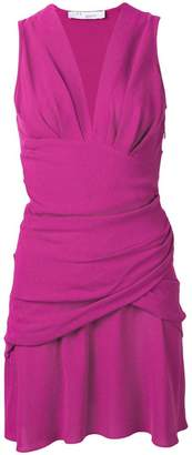 IRO ruched detail dress
