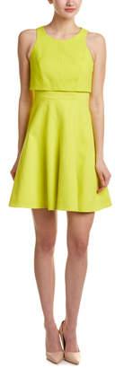 Karen Millen Popover A-Line Dress