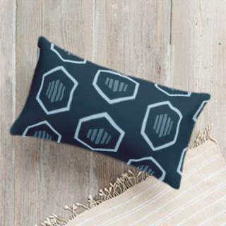 Saturn Self-Launch Lumbar Pillows