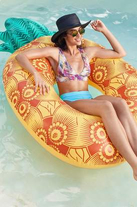Urban Outfitters Pineapple Pool Float