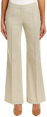 Lafayette 148 New York Kenmare Wool-Blend Flare Pant