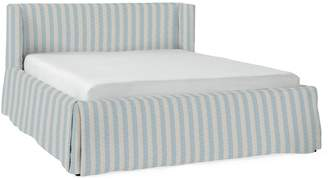 Serena & Lily Broderick Slipcovered Bed