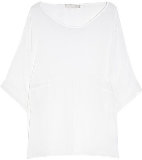 Kain Sybil silk blouse