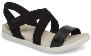 Ecco Damara Cross-Strap Sandal