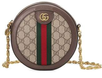 Gucci Ophidia mini GG round shoulder bag