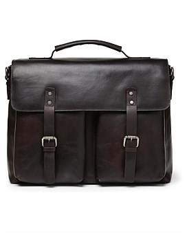9bc6c463f937 Mens Leather Lock Bag - ShopStyle Australia