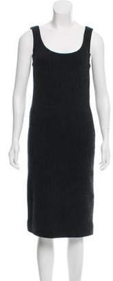 Ralph Lauren Black Label Woven Midi Dress