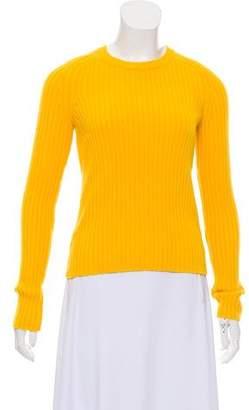 Michael Kors Rib Knit Merino Wool Sweater