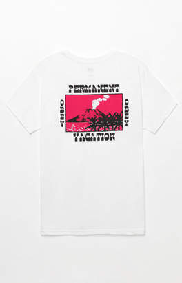Obey Permanent Vacation T-Shirt
