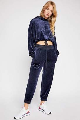 Intimately Over The Moon Velour Set