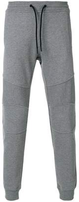 Belstaff logo print track pants