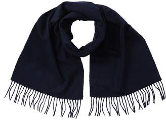 Stewart Of Scotland Solid Cashmere Scarf