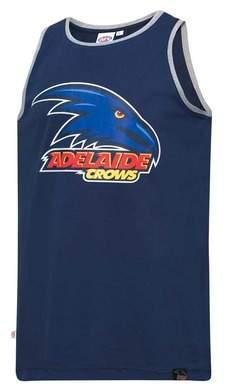 Majestic Adelaide Crows Cotton Tank Singlet