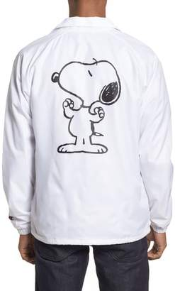 Champion Snoopy Unisex Coach's Jacket