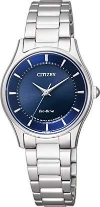 [シチズン]CITIZEN 腕時計 Citizen collection シチズンコレクション エコ・ドライブ ペアモデル EM0400-51L レディース