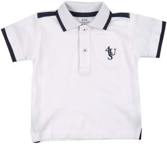 Cesare Paciotti 4US Polo shirts - Item 37685021TL