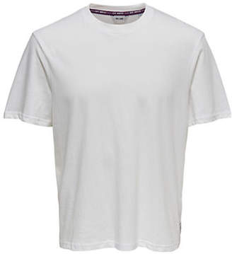 ONLY & SONS Dustin Oversized Boxy Cotton T-Shirt