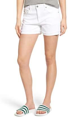 AG Jeans 'Hailey' Boyfriend Shorts