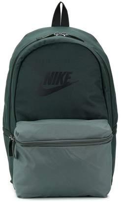 Nike logo backpack