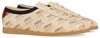 Gucci Falacer invite print sneaker