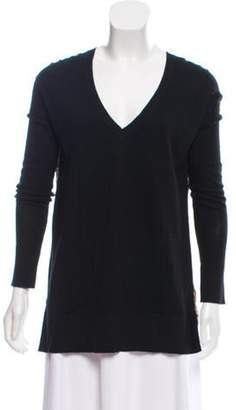 Derek Lam Cashmere & Silk Lightweight Sweater Black Cashmere & Silk Lightweight Sweater