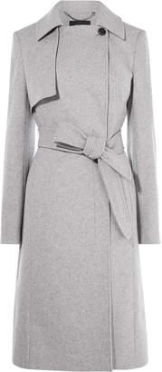 Karen Millen Belted Tailored Trench Coat