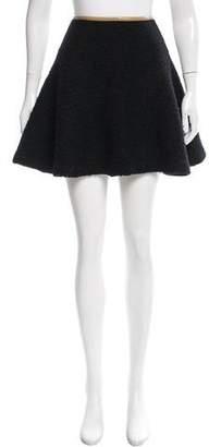 Antipodium Silk Textured Skirt