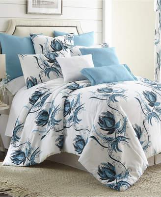 Colcha Linens Seascape Duvet Cover Set Super King Bedding