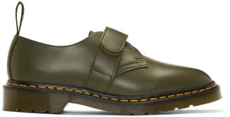 Dr. Martens Khaki Engineered Garments Edition 1461 Smith Derbys