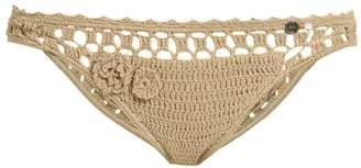 She Made Me Jannah Cheeky crochet bikini briefs