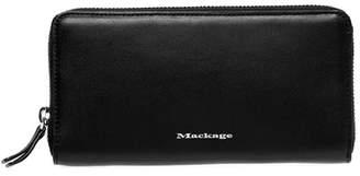 Mackage DUKE Leather zip wallet