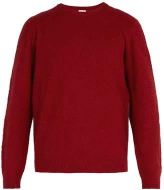 Massimo Alba Brushed camel-hair sweater