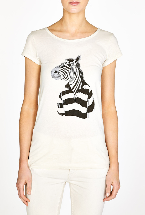 Marc by Marc Jacobs Mr Zebra T-shirt