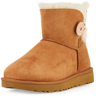 UGG Mini Bailey Button II Boot $140 thestylecure.com