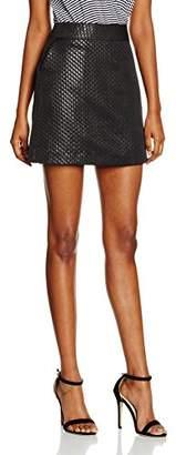 New Look Women's 3894812 Skirt Black, 8