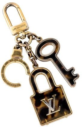 Louis Vuitton Louis Vuitton Confidence Bag Charm