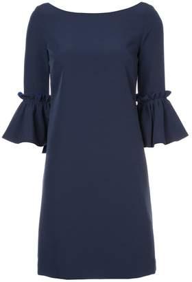 Milly frill sleeve mini dress